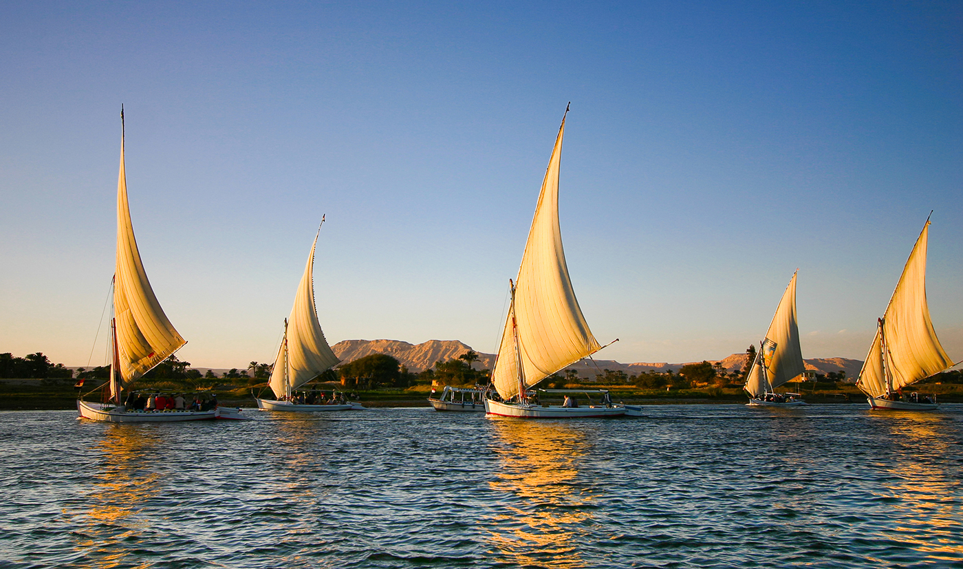 Sail into Egypt's Ancient Past