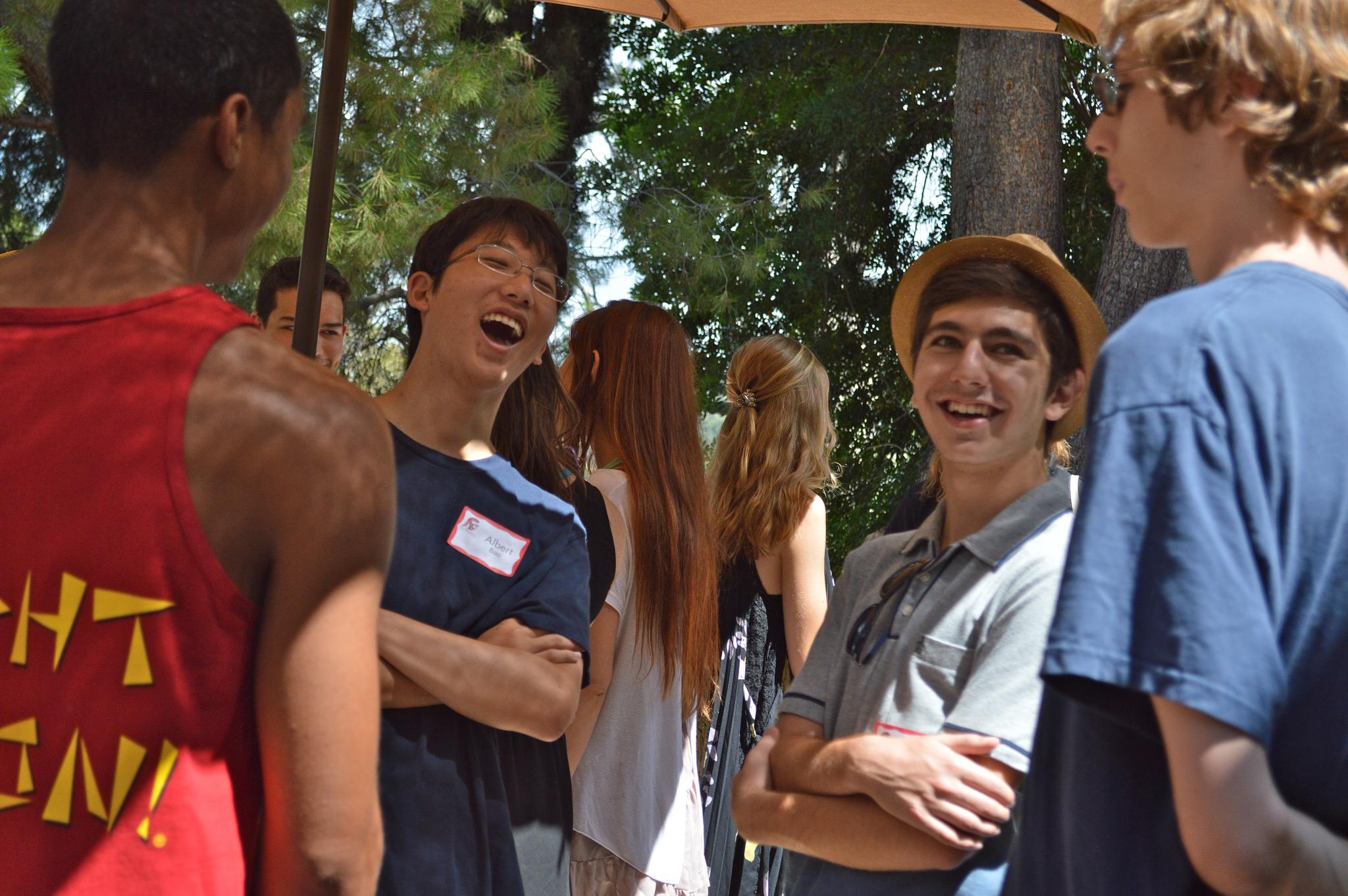 Alumni Clubs Welcome Incoming Students