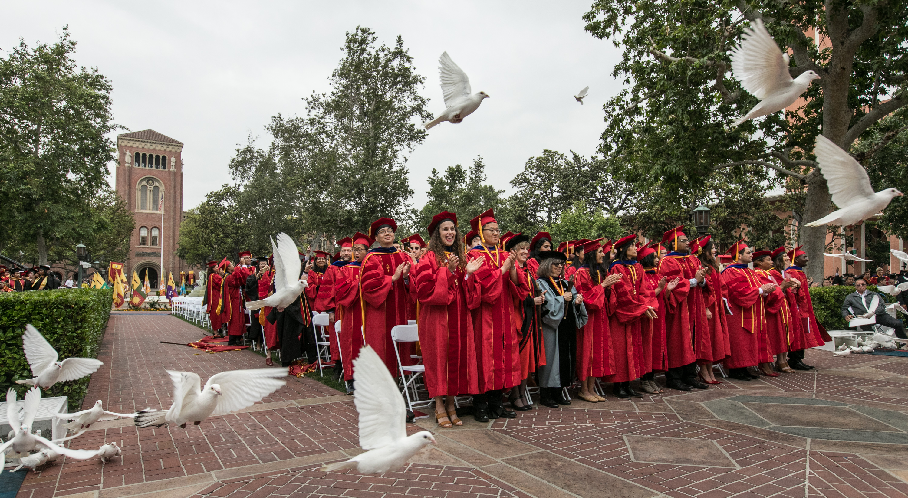 USC's 136th Commencement