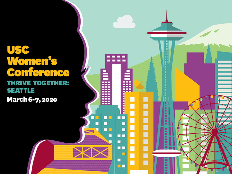 USC Women's Conference: Seattle