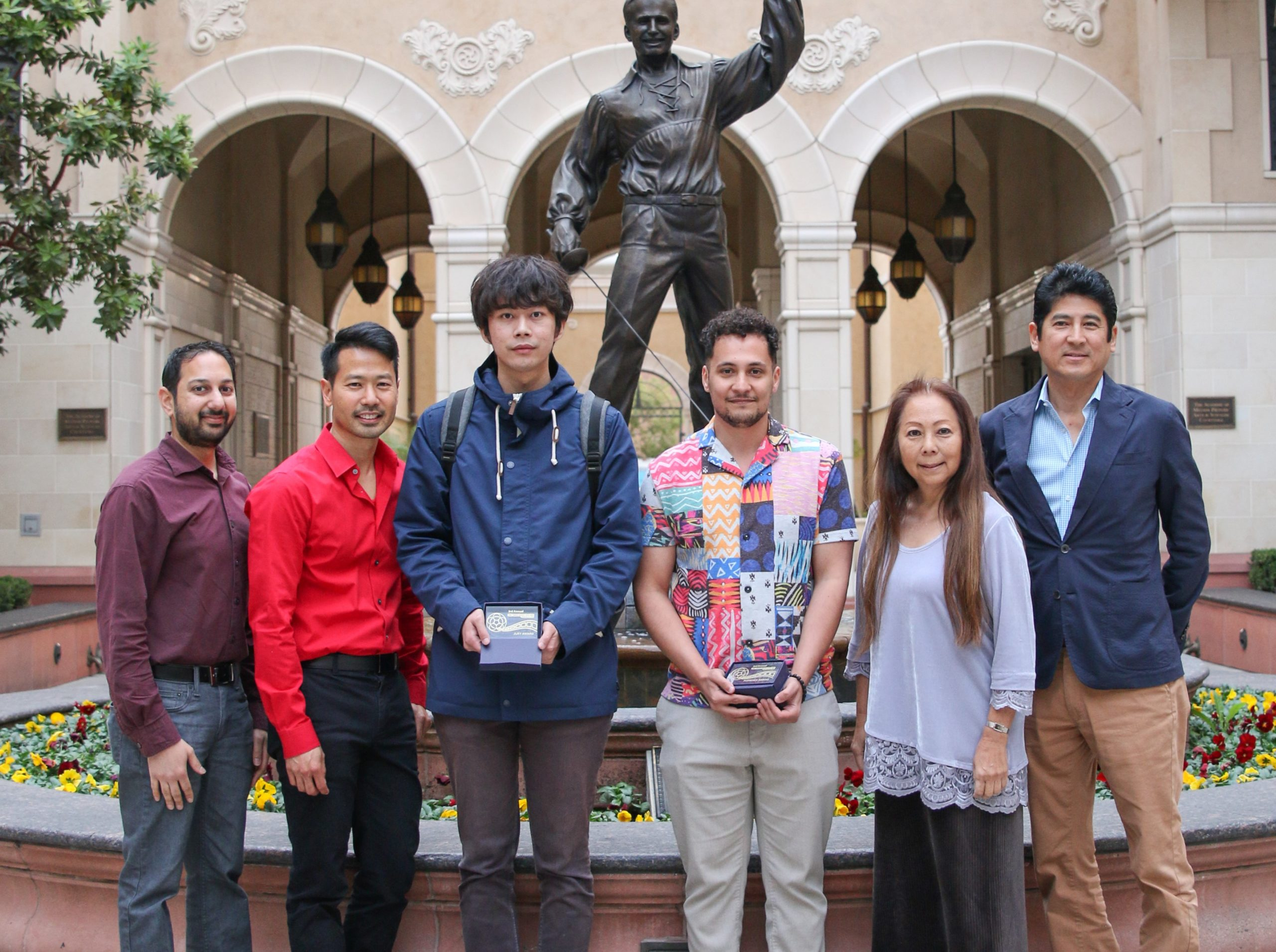 Congratulations to Our USC APFF Winners!