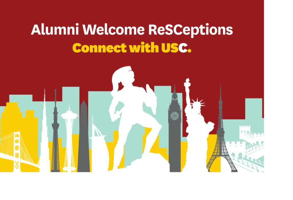 Alumni Welcome ReSCeptions: Connect With USC