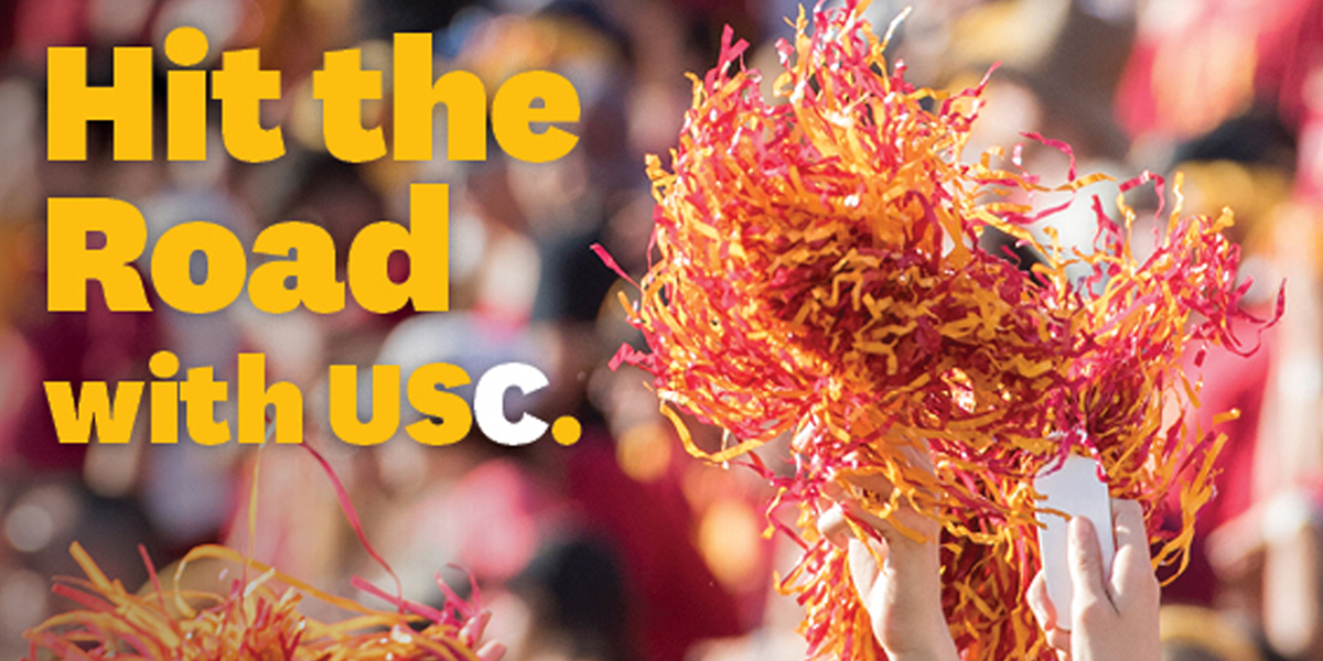 Hit the Road with USC