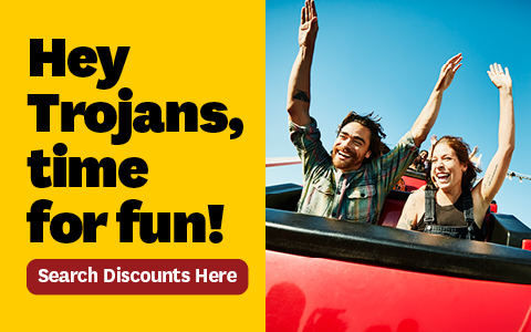 Search travel and entertainment discounts