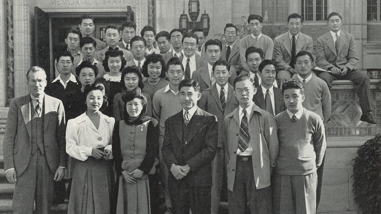A Degree of Honor for the Nisei